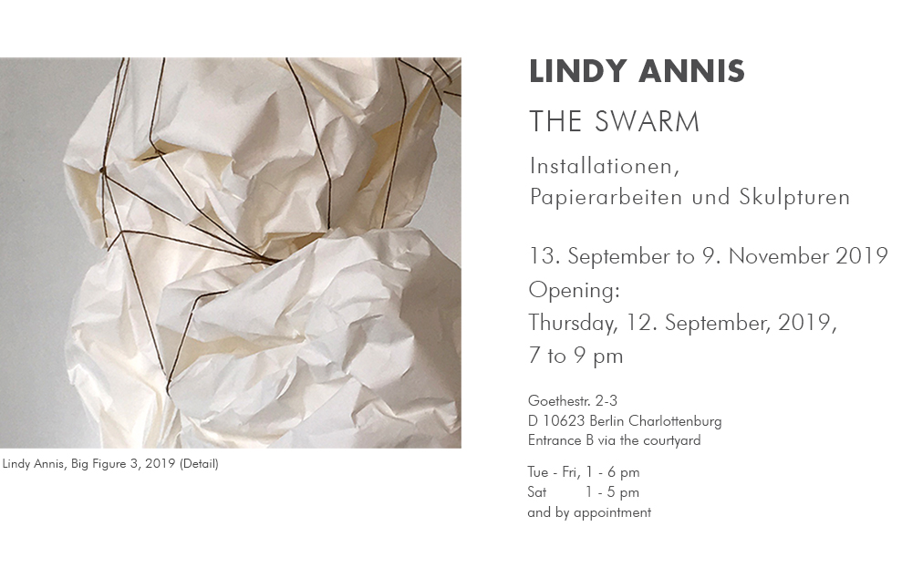Lindy Annis, the Swarm