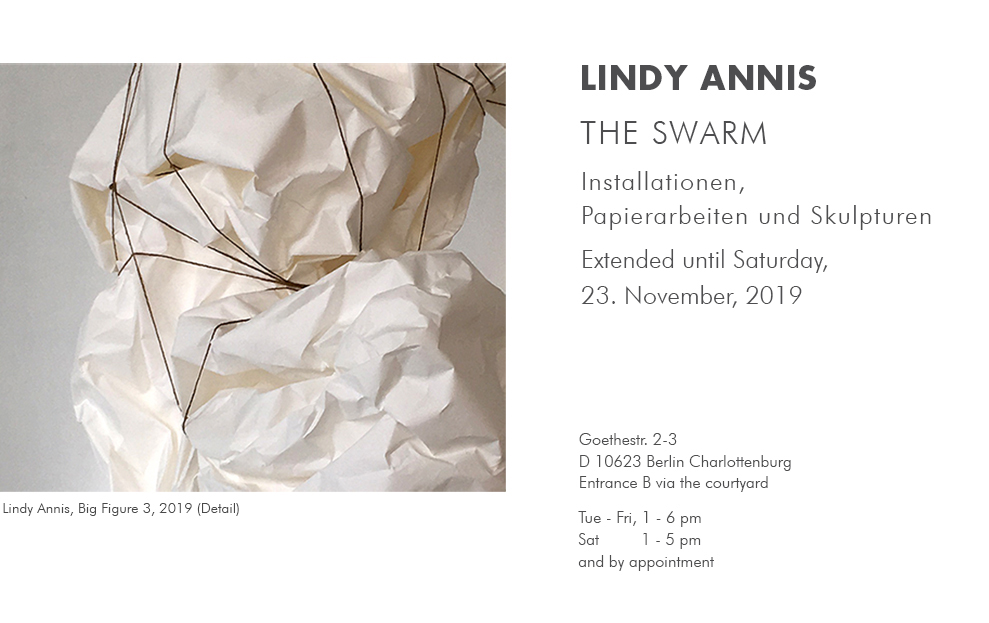 Lindy Annis The Swarm2019
