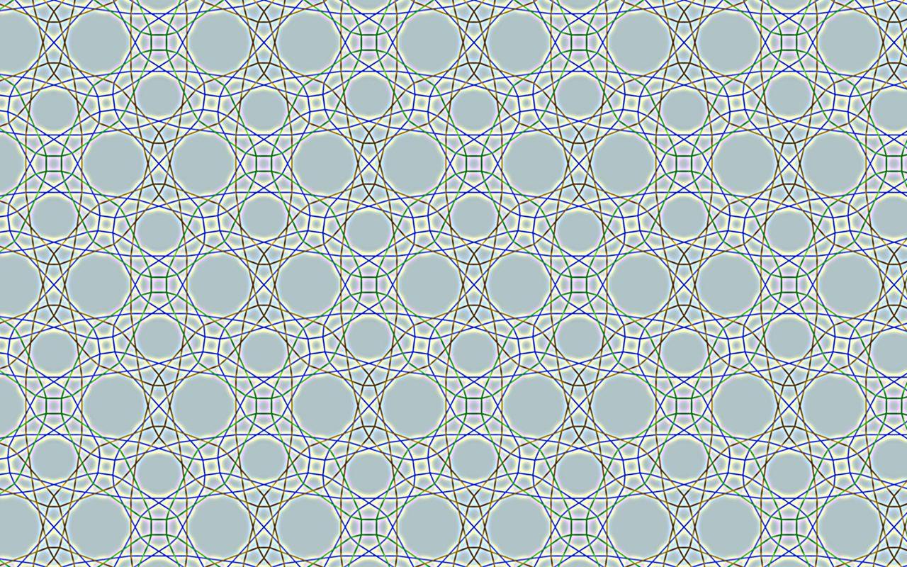 Folke Hanfeld, Pattern Work 07, 2001-2015