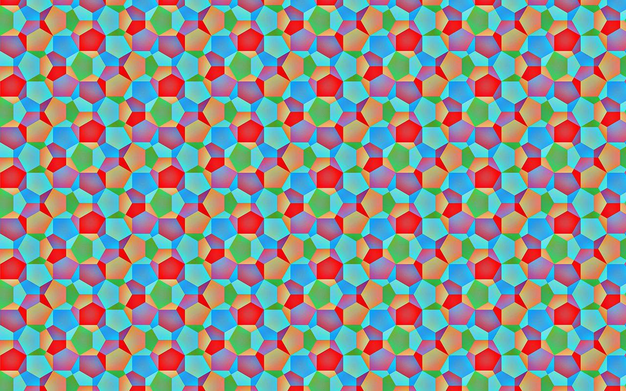 Folke Hanfeld, Pattern Work 06, 2001-2015