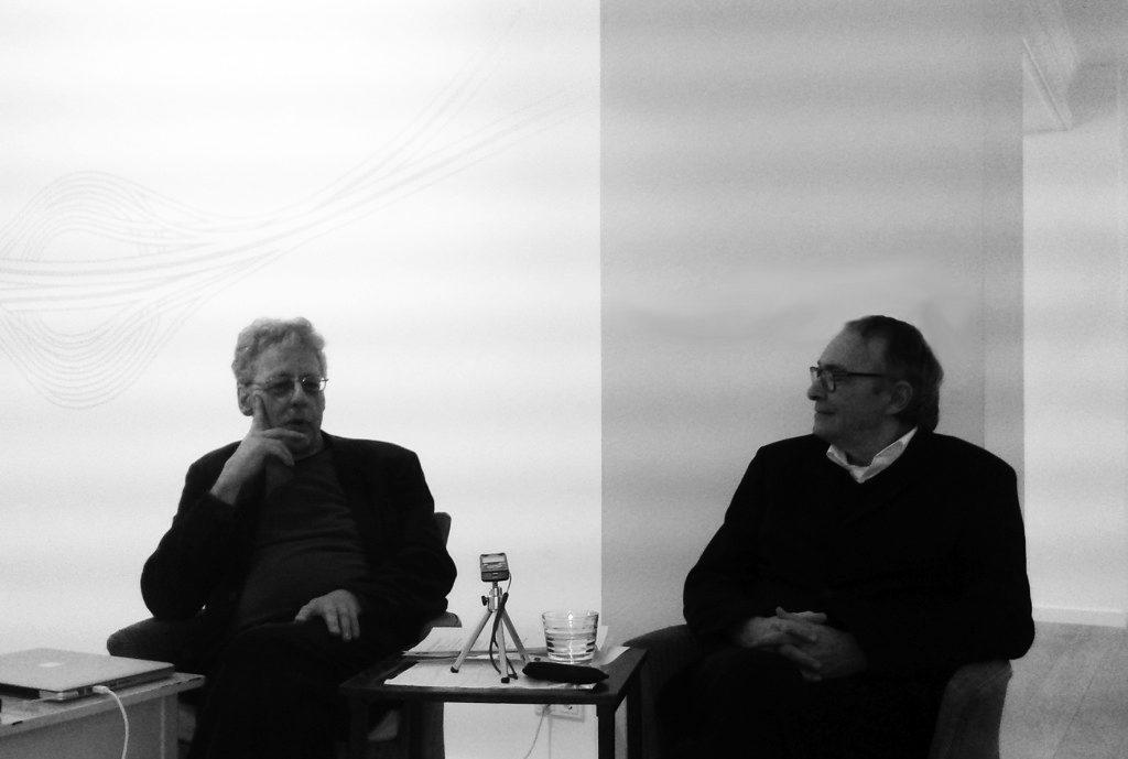 Folke Hanfeld Artist Talk